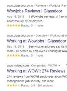 Wow jobs review