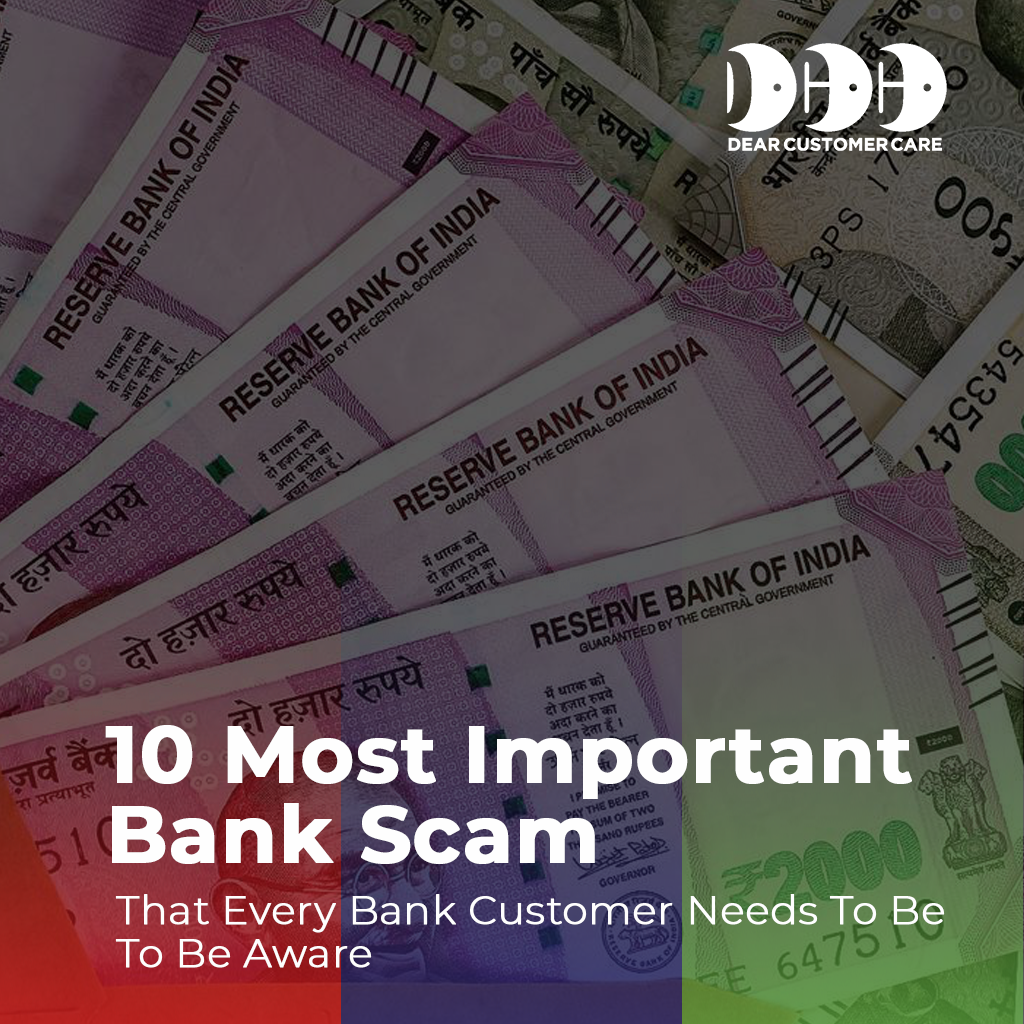 10 Most Important Bank Scam